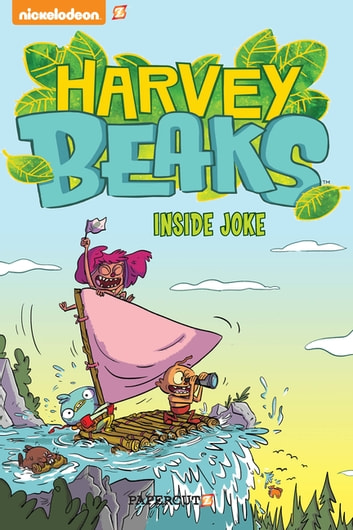 Harvey Beaks #1 - Inside Joke ebook by Stefan Petrucha,Carson Montgomery