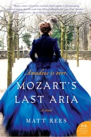 Mozart's Last Aria - A Novel ebook by Matt Rees