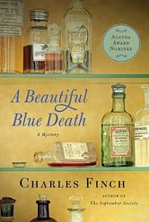 A Beautiful Blue Death ebook by Charles Finch