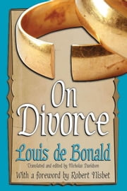 On Divorce ebook by de Bonald, Louis