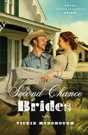 Second Chance Brides ebook by Vickie McDonough