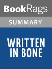 Written in Bone by Simon Beckett l Summary & Study Guide ebook by BookRags