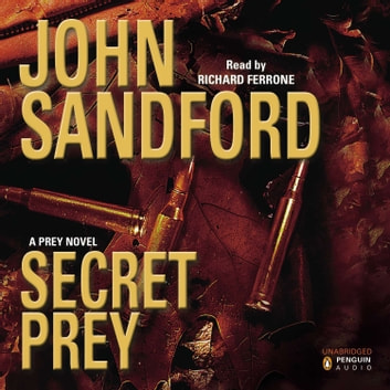 Secret Prey livre audio by John Sandford