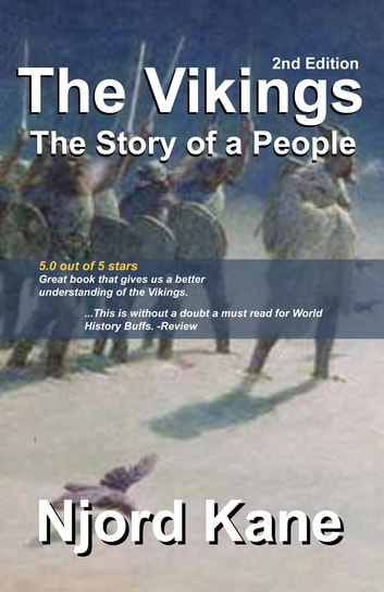 The Vikings - The Story of a People ebook by Njord Kane