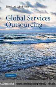 Global Services Outsourcing ebook by McIvor, Ronan