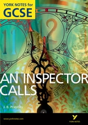 An Inspector Calls: York Notes for GCSE ebook by John Scicluna