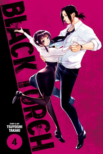 Black Torch, Vol. 4 ebook by Tsuyoshi Takaki