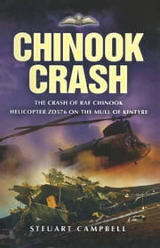 Chinook Crash ebook by Stuart   Campbell