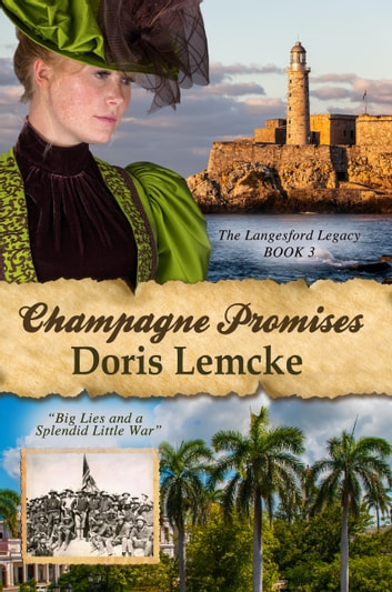 Champagne Promises ebook by Doris Lemcke