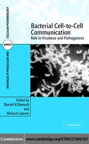 Bacterial Cell-to-Cell Comm ebook by Demuth, Donald R.