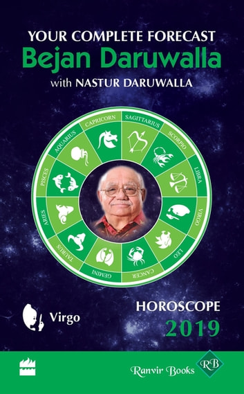 Horoscope 2019: Your Complete Forecast, Virgo ebook by Bejan Daruwalla