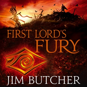 First Lord's Fury - The Codex Alera: Book Six audiobook by Jim Butcher
