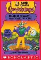 Secret Agent Grandma (Give Yourself Goosebumps #16) ebook by R. L. Stine