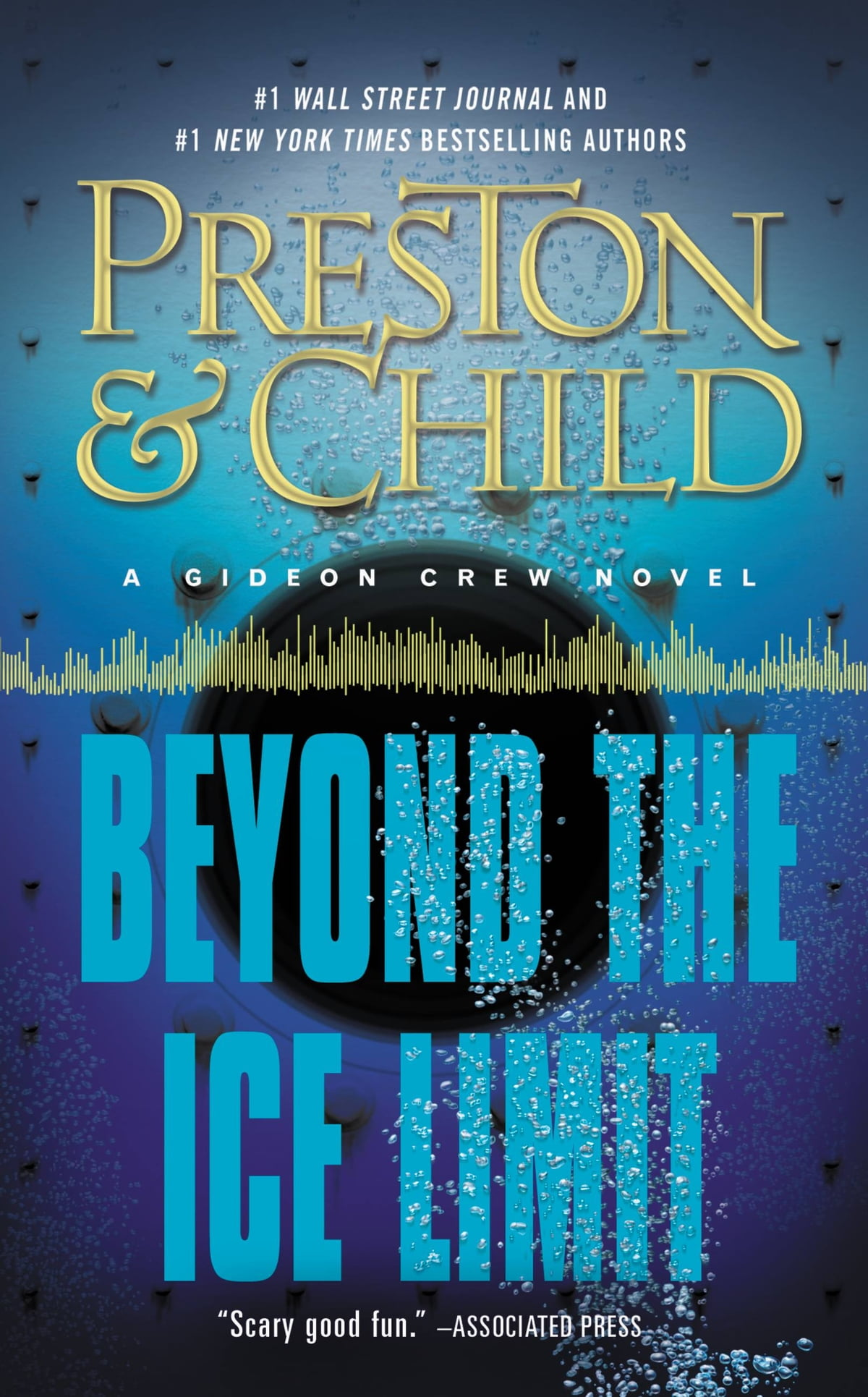 Beyond The Ice Limit  A Gideon Crew Novel Ebook By Douglas Preston,  Lincoln Child