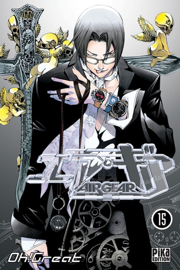 Air Gear T15 ebook by Oh ! Great