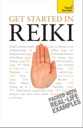 Get Started In Reiki: Teach Yourself ebook by Sandi Leir-Shuffrey