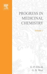 PROGRESS IN MEDICINAL CHEMISTRY ebook by Meurant, Gerard