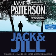 Jack & Jill audiobook by James Patterson