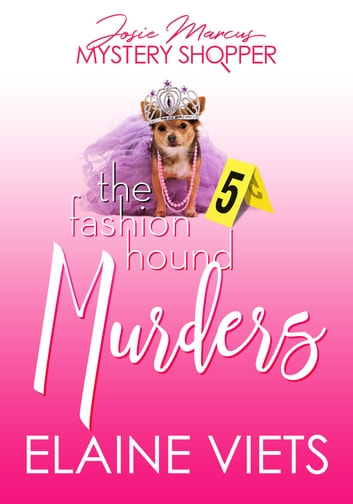 The Fashion Hound Murders ebook by Elaine Viets
