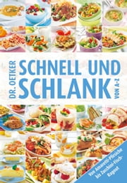 Schnell und Schlank von A-Z ebook by Kobo.Web.Store.Products.Fields.ContributorFieldViewModel