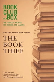 Bookclub-in-a-Box Discusses The Book Thief, by Markus Zusak ebook by Herbert, Marilyn