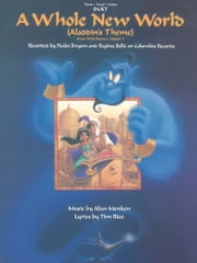 A Whole New World Sheet Music - Vocal Duet ebook by Peabo Bryson, Regina Belle