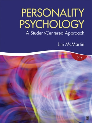 Personality Psychology - A Student-Centered Approach ebook by Dr. James (Jim) A. McMartin