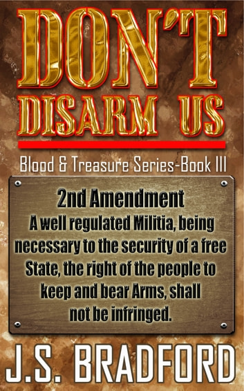 Don't Disarm Us ebook by J.S. Bradford