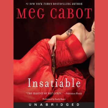 Insatiable audiobook by Meg Cabot