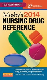 Mosby's 2014 Nursing Drug Reference ebook by Linda Skidmore-Roth