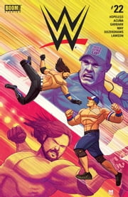 WWE #22 ebook by Dennis Hopeless, Serg Acuna, Doug Garbark