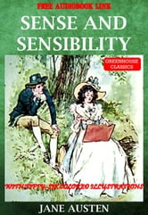 Sense and sensibility ( Complete & Illustrated ) - With Fifty-six colored illustrations ebook by Jane austen