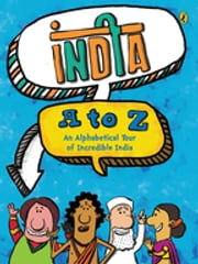India - A to Z ebook by Veena Sheshadri