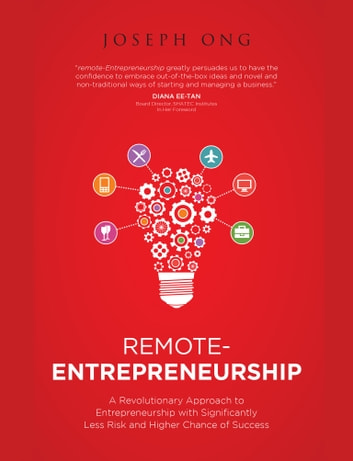 REMOTE-ENTREPRENEURSHIP ebook by Joseph Ong