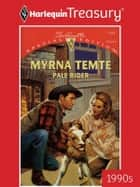 Pale Rider ebook by Myrna Temte