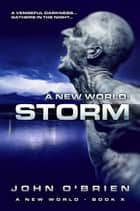 A New World: Storm ebook by John O'Brien