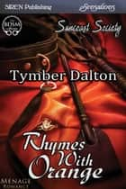 Rhymes with Orange ebook by