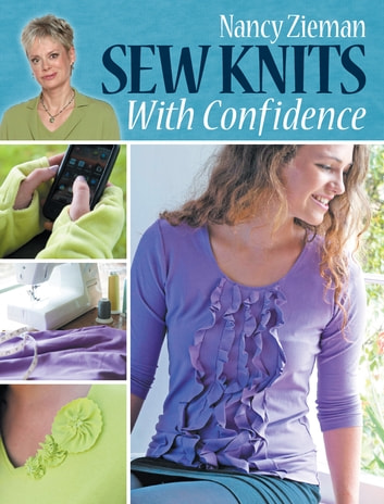 Sew Knits with Confidence ebook by Nancy Zieman