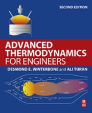 Advanced Thermodynamics for Engineers ebook by D. Winterbone,Ali Turan