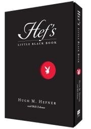 Hef's Little Black Book ebook by Hugh M. Hefner,Bill Zehme