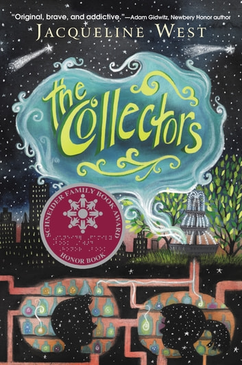 The Collectors ebook by Jacqueline West
