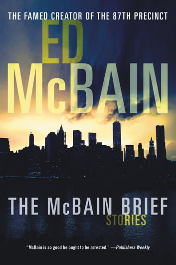 The McBain Brief ebook by Ed McBain