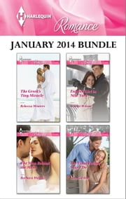 Harlequin Romance January 2014 Bundle - The Greek's Tiny Miracle\The Man Behind the Mask\English Girl in New York\The Final Falcon Says I Do ebook by Rebecca Winters,Barbara Wallace,Scarlet Wilson,Lucy Gordon