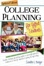 College Planning for Gifted Students ebook by Sandra Berger