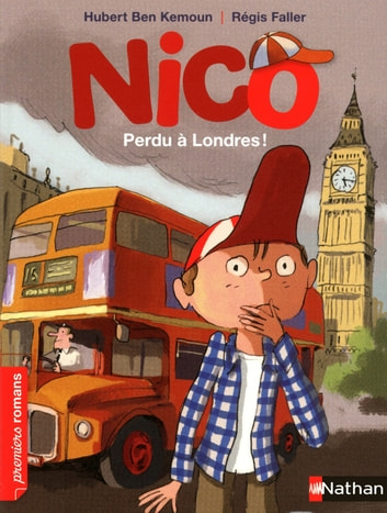 Perdu à Londres ! ebook by Hubert Ben Kemoun