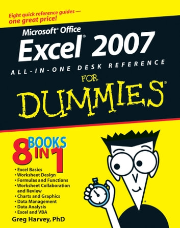 Excel 2007 All-In-One Desk Reference For Dummies ebook by Greg Harvey