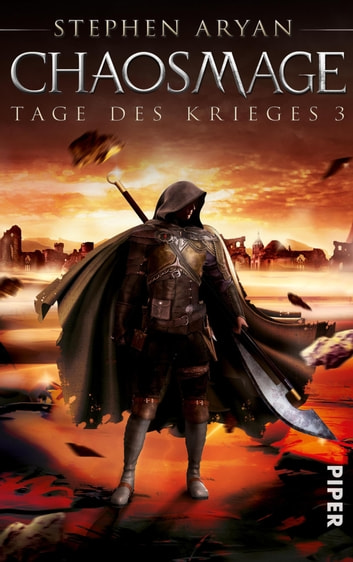 Chaosmage - Tage des Krieges 3 ebook by Stephen Aryan