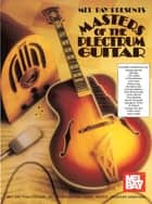 Masters of the Plectrum Guitar ebook by William Bay