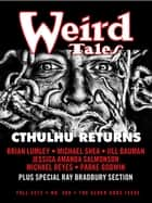 Weird Tales #360 eBook by Marvin Kaye, Brian Lumley, Michael Shea,...