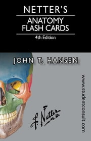 SD-Netter's Anatomy Flash Cards: Tap and Test - iBook ebook by John T. Hansen